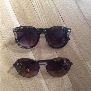 Free people sunglasses 😎